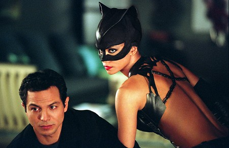 Catwoman Halle Berry and Benjamin Bratt
