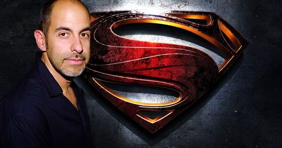 David S. Goyer Man of Steel screenwriter