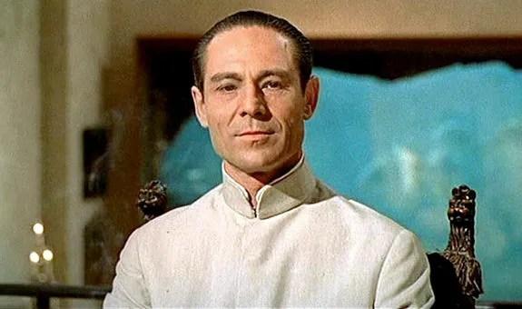Joseph Wiseman as Dr. No