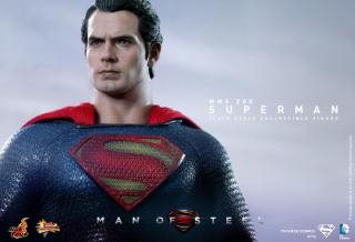 Hot Toys Man of Steel Superman horizontal