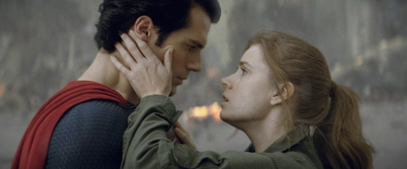 Warner Bros. Pictures Superman (Henry Cavill) and Lois Lane (Amy Adams).