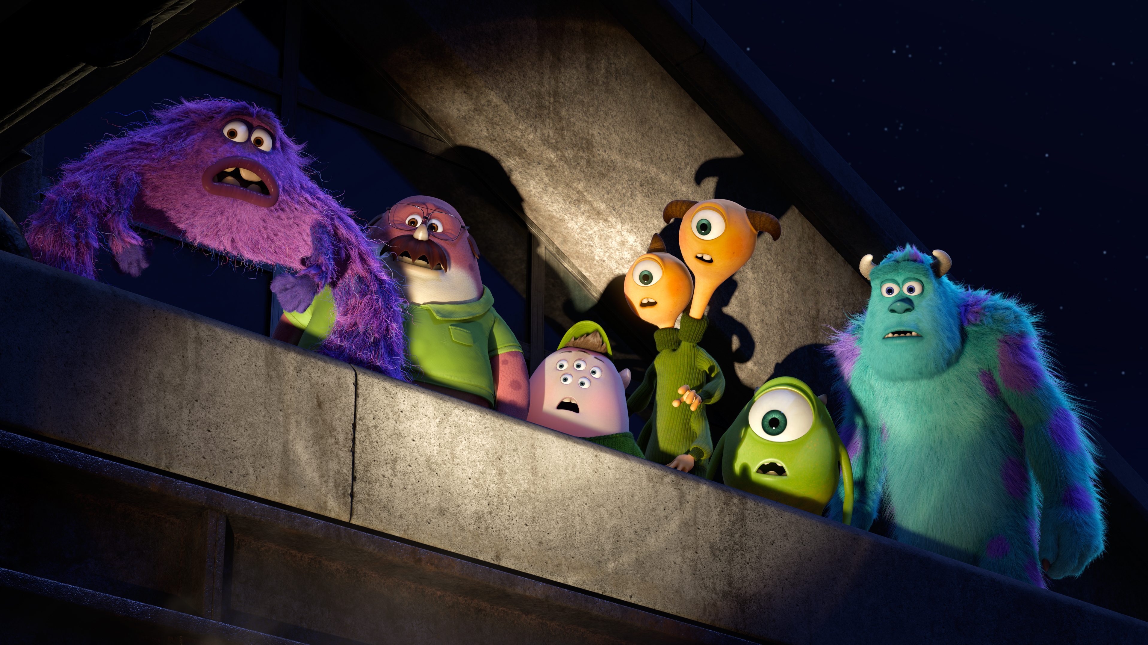 Review: Monsters University | Lyles Movie Files