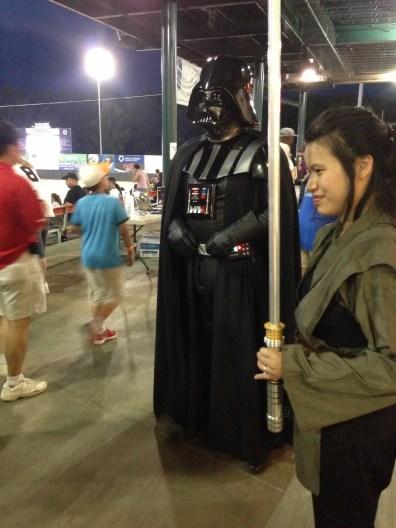 Star Wars Night - Darth Vader
