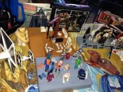 Star Wars Night - Star Wars figures2