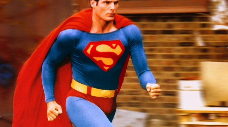 Superman II Superman on the run