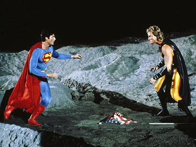 Superman IV Quest for Peace Superman vs Nuclear Man