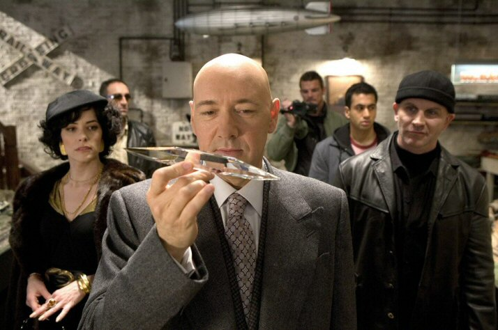 Superman Returns Kevin Spacey as Lex Luthor