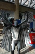 Baltimore Comic Con 2013 - Archangel