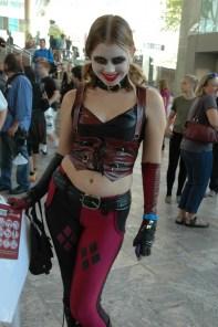 Baltimore Comic Con 2013 - Arkham Harley