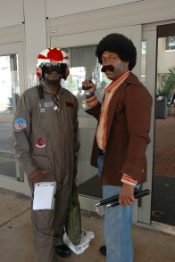 Baltimore Comic Con 2013 - Black Dynamite