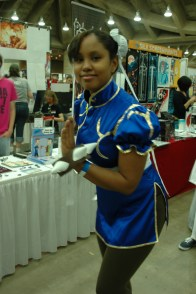 Baltimore Comic Con 2013 - Chun-Li