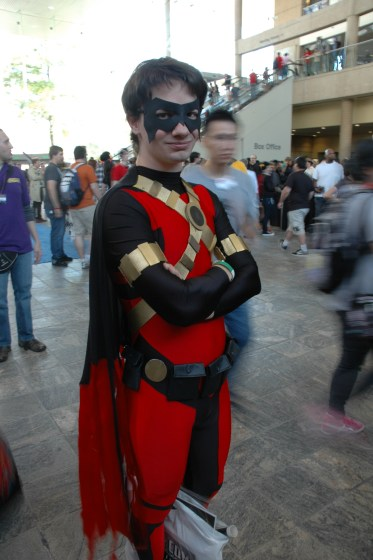 Baltimore Comic Con 2013 - Red Robin