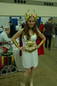 Baltimore Comic Con 2013 - She-Ra