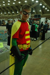 Baltimore Comic Con 2013 - Tim Drake Robin