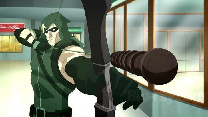 DC Showcase Green Arrow