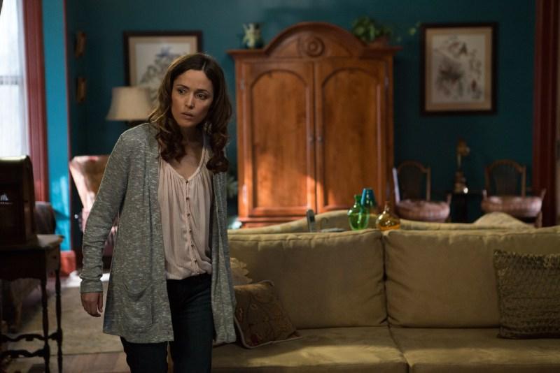 Matt Kennedy/Film District Renai Lambert (Rose Byrne) investigates.