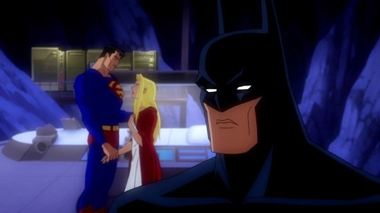 Superman-Batman Apocalypse Superman, Kara and Batman