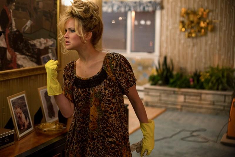 Francois Duhamel/Annapurna Productions Rosalyn Rosenfeld (Jennifer Lawrence) in the Rosenfeld home