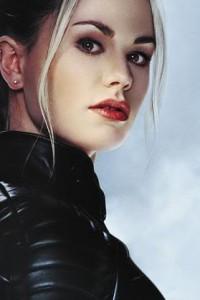 Anna Paquin as Rogue X-Men