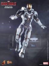 Hot Toys Iron Man 3 Starboost figure - Iron Man arc hand