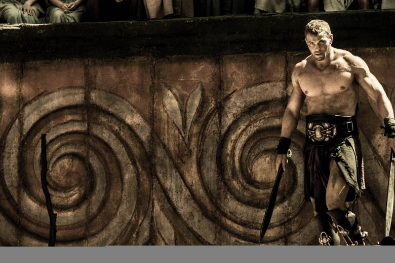 "Summit Entertainment Kellan Lutz stars in ""The Legend of Hercules."""