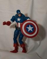 Captain America Marvel Legends figure