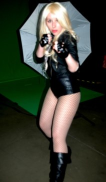 Awesome Con 2014 - Black Canary