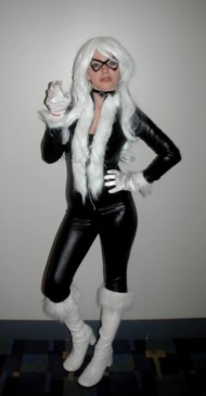 Awesome Con 2014 - Black Cat