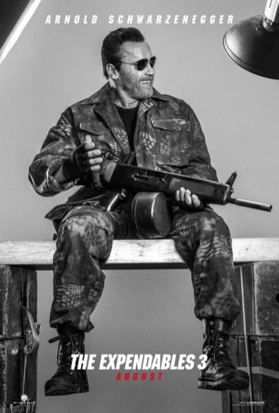 Expendables 3 - Arnold_Schwarzenegger