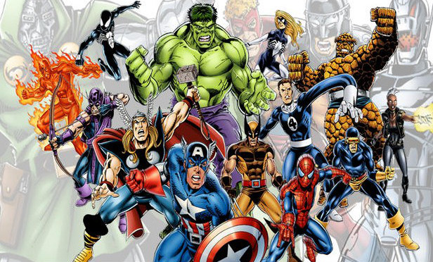 marvel-heroes-Marvel Animated