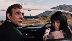 You Only Live Twice - Sean Connery and Akiko Wakabayashi