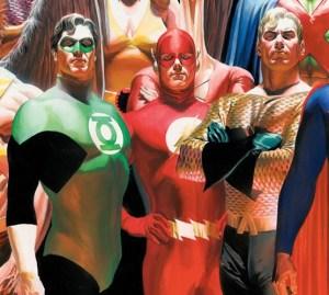 Alex-Ross-Green-Lantern-Flash-Aquaman-e1301270990800