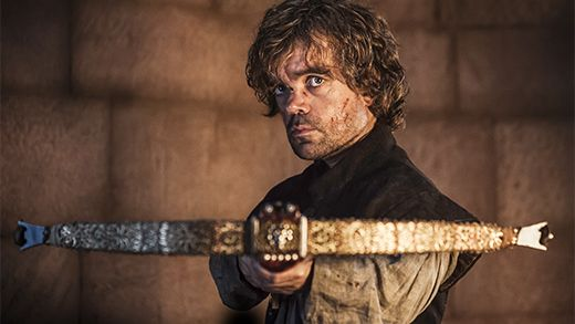 Game of Thrones - Tyrion with crossbow