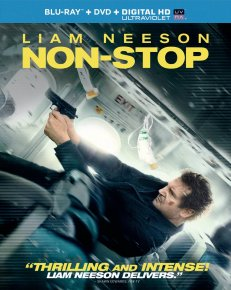 non stop blu ray cover