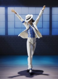 SH Figuarts Michael Jackson - Smooth Criminal figure hands up