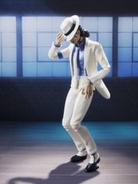 SH Figuarts Michael Jackson - Smooth Criminal figure hat down