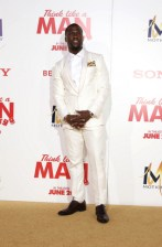 SPE, Inc./Eric Charbonneau Kevin Hart at the Premiere of Screen Gems' THINK LIKE A MAN TOO at the Chinese Theatre.