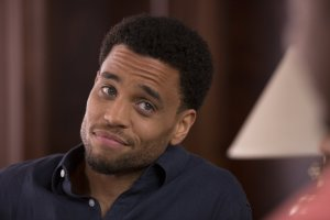 "Matt Kennedy/Screen Gems  Michael Ealy stars as Dominic in ""Think Like a Man Too."""