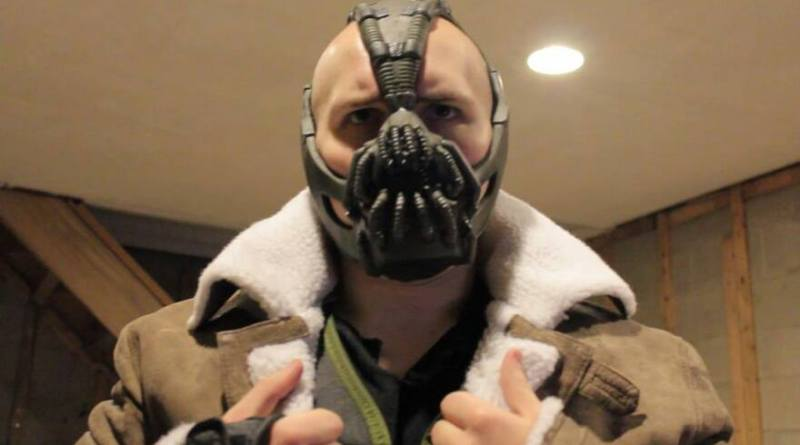 Cosplay C - Jordan as Bane