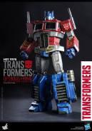 Hot Toys Gen 1 Optimus Prime - Starscream variant - no accessories