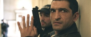 Universal Pictures Amr Waked as police Capt. Pierre Del Rio.