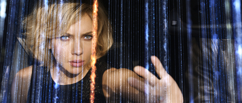 "Universal Pictures Scarlett Johansson in ""Lucy."""