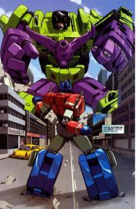 Prime vs Devastator