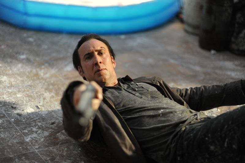 Rage - Nicolas Cage stars as Paul Maguire