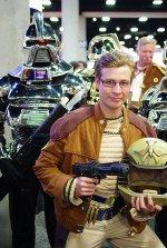 SDCC2014 cosplay - Battlestar Galatica
