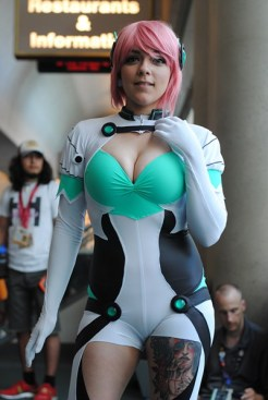 SDCC2014 cosplay - gamer