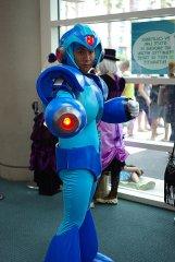 SDCC2014 cosplay - Mega Man