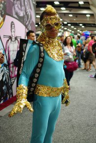 SDCC2014 cosplay - Speedball