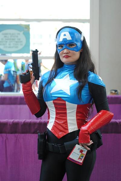 sdcc2014 - Lady America