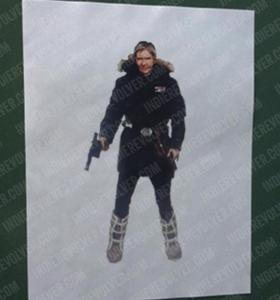 Han Solo episode VII reveal Hoth gear